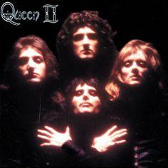 Queen - Queen II album cover