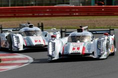 FIA WEC - Audi Sport Team - 1-2 Victory for Audi at Silverstone 14/04/2013 - Starting very well the season with OZ Racing Wheels! #OZRACING