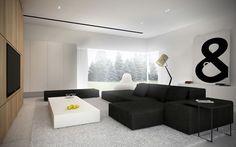 Living Room Interior Design Images To Take As Example Modern Minimalist House, Minimalist Room, Minimalist Home Decor, Minimalist Interior, Interior Design Images, Contemporary Interior Design, Interior Design Living Room, Living Room Designs, Stylish Interior