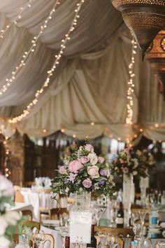 A Crazy Bear wedding – image credit Karen Flower Photography