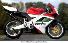 Bimota VDue 500 Exotic two stroke engine Power and beauty