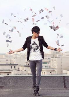 ╬  Rain Over Me ╬  (by Mike Quyen) http://lookbook.nu/look/2215551-Rain-Over-Me
