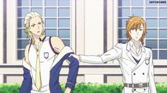 Mage & Urie - Dance with Devils