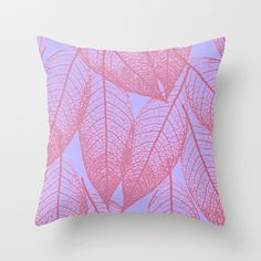 underwater dream Throw Pillow by Marianna Tankelevich - $20.00