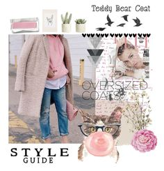 """""""Teddy Bear coat"""" by elesachou83 ❤ liked on Polyvore featuring Retrò, Allstate Floral, Urban Outfitters, Pier 1 Imports, Bobbi Brown Cosmetics, Jayson Home and Ballard Designs"""
