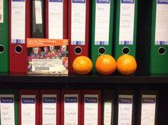 Rakkaus kolmeen appelsiiniin. Vaikea selittää.
