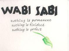 wabi sabi                                                                                                                                                                                 More