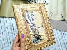 Vintage Writing, Vintage Journals, Fabric Journals, Vintage Windows, Lace Curtains, Lined Page, Some Cards, Vintage Ephemera, Book Journal