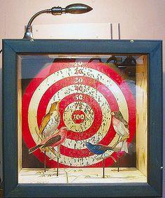 Richard Rockford - Art From Historic Materials