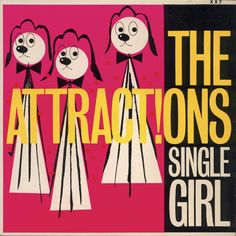 Barney Bubbles - Single Girl