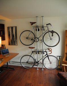 596 best interior design and bikes images bicycles apartment rh pinterest com  bicycle store interior design