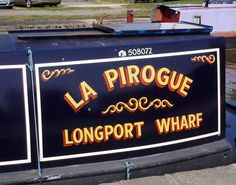 MORE CANAL BOAT NAMES by hazelisles, via Flickr Boat Names, Name Letters, Signwriting, Canal Boat, Painted Letters, Typography, Lettering, Palette, Yachts