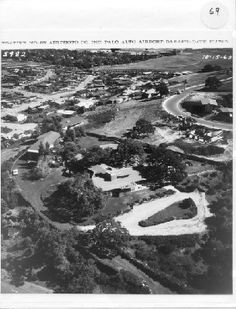 Aerial view, 1954-1962