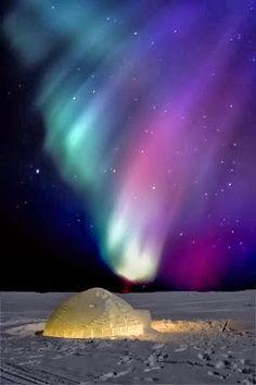 Aurora Borealis, Yellowknife, Canada - One day I WILL see the aurora - Guidooooo take me please!!! <3