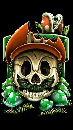 Game Over Temporary Tattoo Set - Mario Temporary Tattoo - Game Over - . - Game about Temporary Tattoo Set – Mario Temporary Tattoo – Game Over – - Cartoon Kunst, Cartoon Art, Initial Tattoo, Gaming Tattoo, Nintendo Tattoo, Tattoo Set, Diy Tattoo, Tattoo Ideas, Arte Horror