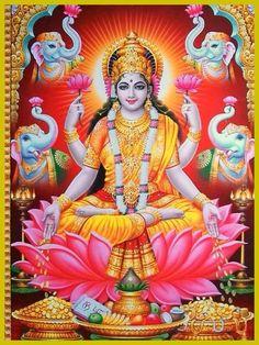 Goddess Lakshmi Lakshmi Gayatri Mantra Gayatri Mantra of Goddess Lakshmi The Lakshmi Gayatri Mantra is one of the most powerful mantra to invoke and beget the blessings of Goddess Lakshmi. Goddess Lakshmi is the Goddess of Wealth. Saraswati Goddess, Shiva Shakti, Kali Goddess, Divine Mother, Mother Goddess, Gayatri Mantra, Gayatri Devi, Lakshmi Images, Krishna Images