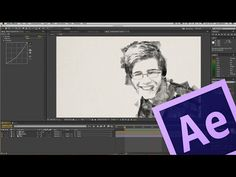After Effects Tutorial: Picture to Painting - YouTube