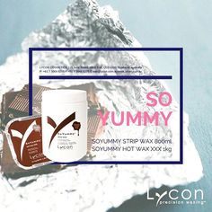 Indulge in a guilt-free treat with SOYUMMY STRIP & HOT WAX these holidays  HAPPY LYCON WAXING   #chocolate #holidays #beauty #wax #hairremoval #beautycare #skincare #skin #waxingqueen #therapist #beautician #esthetician #lycon #lyconcosmetics #lyconcosmeticsaus #spa