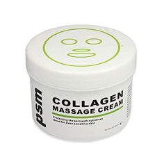 psm Collagen Facial Massage Cream for Professional Skin Care 169 Fl Oz  500ml >>> Want to know more, click on the image.