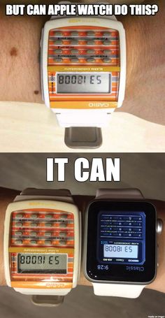 UPDATE - But can Apple Watch do this?