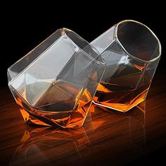 Diamond Glasses 12.3oz / 350ml - Case of 2 | Novelty Whiskey Glasses, Angled Tumblers, Whisky Glasses, Scotch Glasses null http://www.amazon.co.uk/dp/B00NLW7LLA/ref=cm_sw_r_pi_dp_BCKmvb0T87DF4