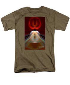 Men's T-Shirt (Regular Fit) - Abstract 9741