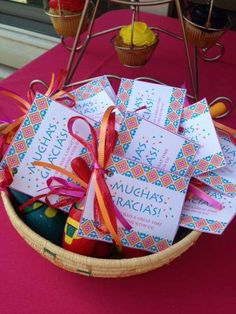 Fiesta Birthday Party Ideas | Photo 2 of 8 | Catch My Party