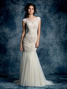Alfred+Angelo+Bridal+Style+897+from+Sapphire+Bridal+Gowns