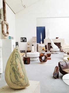 Atelier Brancusi at Centre Georges Pompidou | Dwell