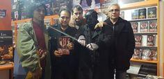 El domingo 25 de julio, se presentó en la Feria Internacional del Libro de Lima el comic 13 Consolamentum, escrito por Alex Carbajal e ilustrado por Luis Nájera, que narra una historia del género gore inspirada de forma libre en las canciones del grupo peruano Post Punk, Lima 13, y que será estrenada como película en octubre de 2016, protagonizada por la actriz Jimena Lindo y los miembros de la banda.