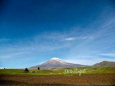 Volcán Chimborazo  Riobamba  -  Provincia de Chimborazo  -  Ecuador 2013