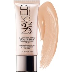 Urban Decay Naked Skin Illuminating Beauty Balm Broad Spectrum SPF 20 found on Polyvore