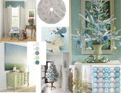teal christmas - Bing Images