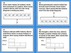 4th grade tape strip diagram worksheets for adding and subtracting from the desk of ms tran whats a strip diagram ccuart Choice Image