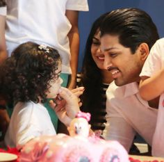 Allu Arha Second Birthday Celebrations Album Birthday Party Celebration, 2nd Birthday Parties, Birthday Celebrations, 2nd Birthday Photos, Allu Arjun Images, Full Hd Photo, Samantha Photos, Actors Images, Daddy Daughter