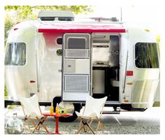My ultimate wish list item... the Design Within Reach Airstream