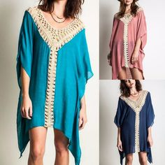 cadcd8e657 Rayon Tunic Solid Regular Size Tops & Blouses for Women