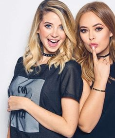 Zoella hair and love her on pinterest