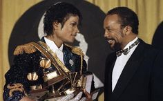 @5556799 25 years old; 8 Grammy Awards (in all DIFFERENT types of musical genres); 2 hours; 1 legendary, historical night ~ ONLY 1 MICHAEL JACKSON.   Embedded image permalink
