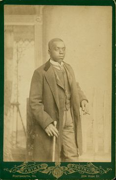 19th century african americans | 19th-Century Photographs of African Americans and by African American ...