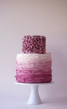 Make Fondant Frills for Couture Cakes with Maggie Austin. On Craftsy!