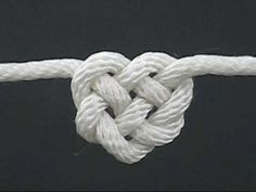 Celtic Knot Heart Craft - Ireland