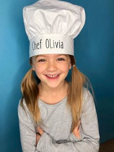 a0d457b3 22 Best Kids Chef Hats images in 2017 | Chef hats for kids, Kids ...