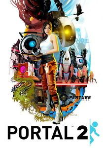024-Portal-2-First-Person-Puzzle-Platform-Video-Game-14-x20-Poster