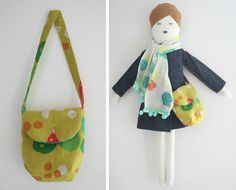 mikodesign: new bag & scarf