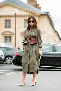 Fashion Ideas For School Street Style Trends, Casual Street Style, Street Style Women, Hijab Fashion, Fashion Dresses, Fashion Tips, Fashion Design, Fashion Trends, Fashion Ideas