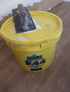 @FBallUK @CFJMagazine using F44 to stick @TarkettUK SafeTred Wood