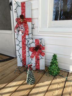Ladder Decor, Home Decor, Xmas, Decoration Home, Room Decor, Home Interior Design, Home Decoration, Interior Design