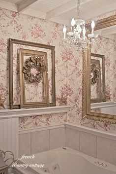 FrenchCountryCottageDecor Love Toile So This Post About - French country cottage blog
