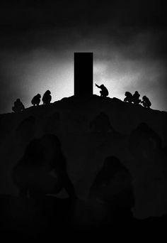 NOIR – Superbes et sombres illustrations de Marko Manev
